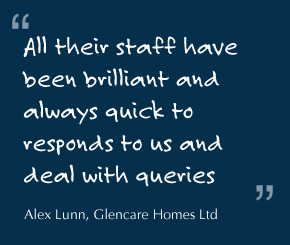 Alex Lunn Glencare Nursing Homes
